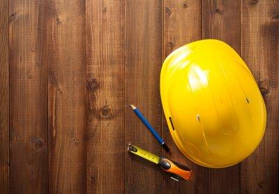 An- und Umbau des Dachbodens: