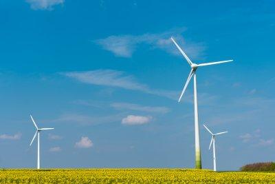 Regenerativer Strom mit Power-to-Gas Anlagen: