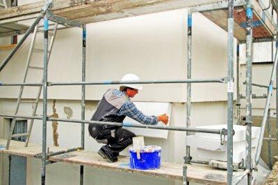 Rolle des Bauträgers während des Hausbaus: