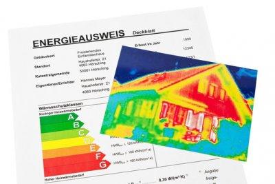 Thermografie in Neu- und Altbauimmobilien :