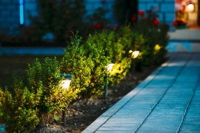 Gestaltung des Vorgartens: