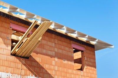 Aufbau und Funktion einer Hauswand: