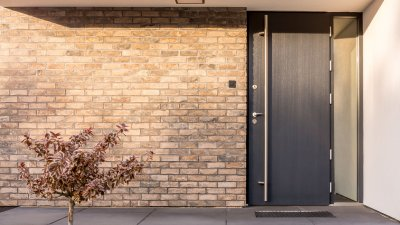 Energieersparnis durch moderne Hauseingangstüren: